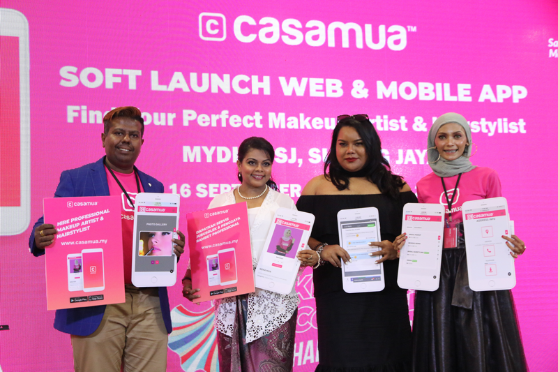 Casamua Soft Launch 2018