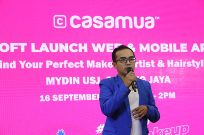 Ezad Lazim Casamua Soft Launch