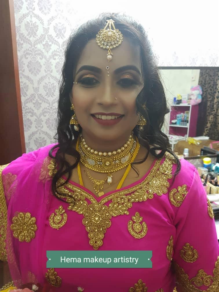 Alor Setar,Indian Bridal,Shika Beauty Studio